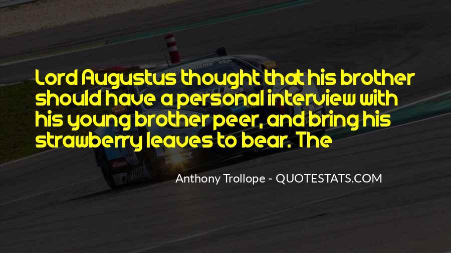 St Augustus Quotes #8080