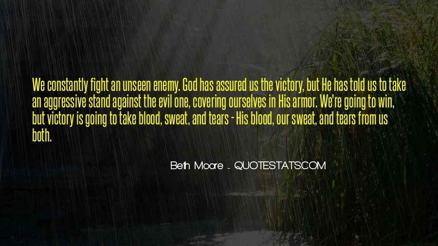 Quotes About Armor Of God #1230559