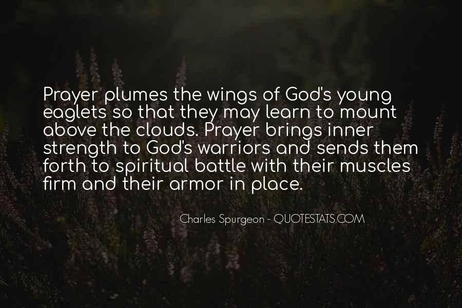 Quotes About Armor Of God #1234722