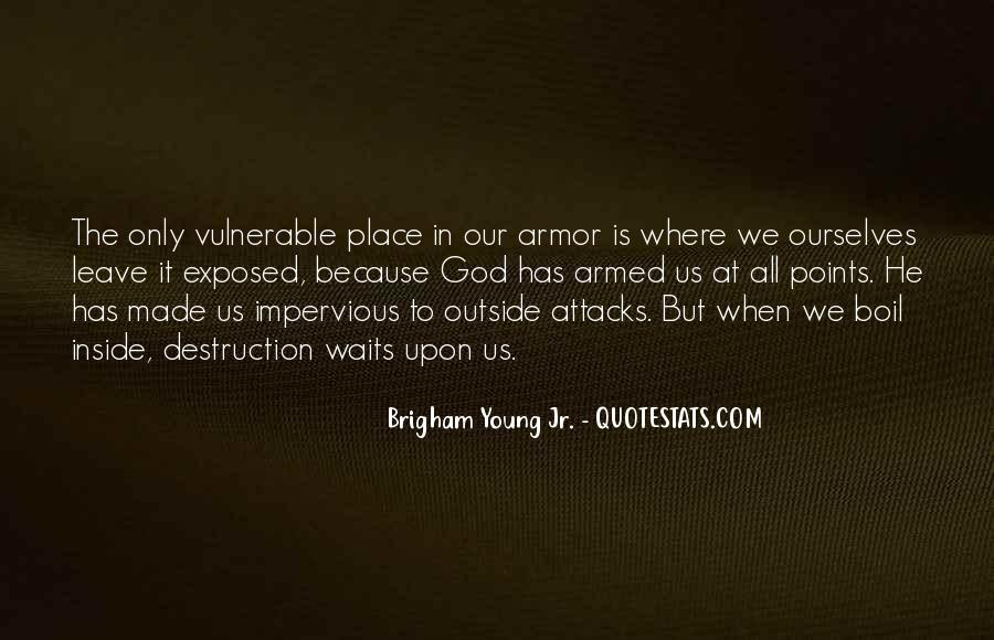Quotes About Armor Of God #1421238