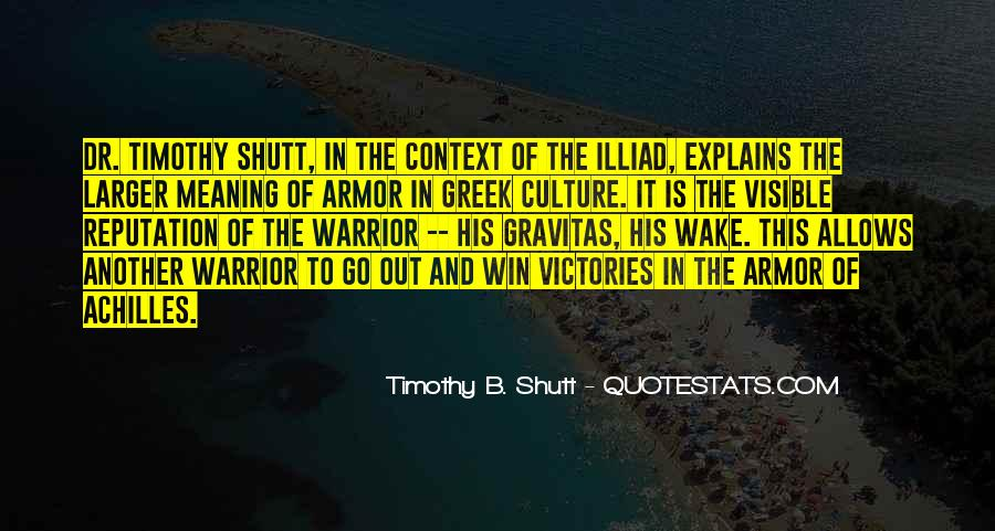 Quotes About Armor Of God #321157