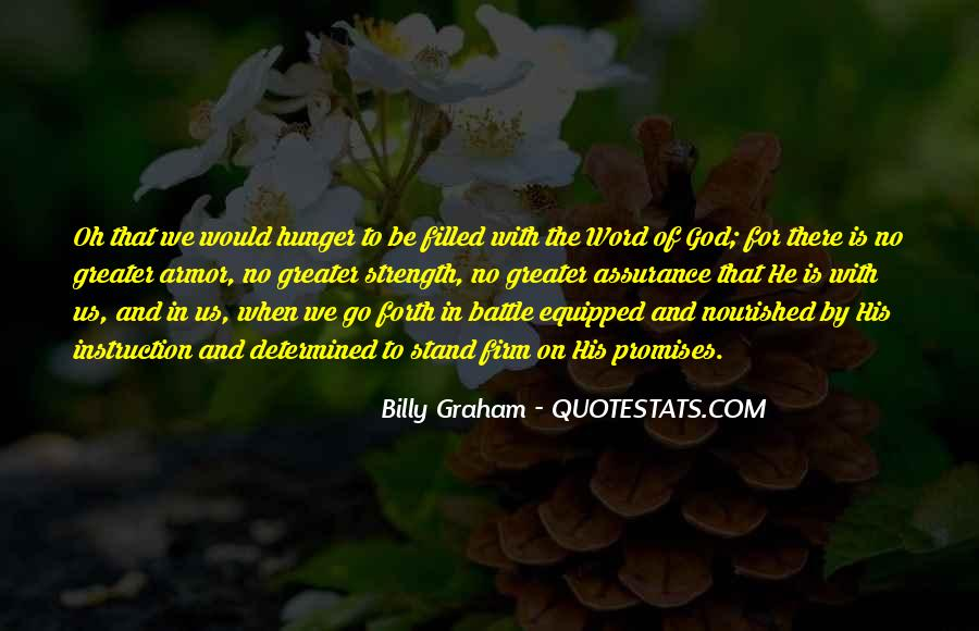 Quotes About Armor Of God #862837