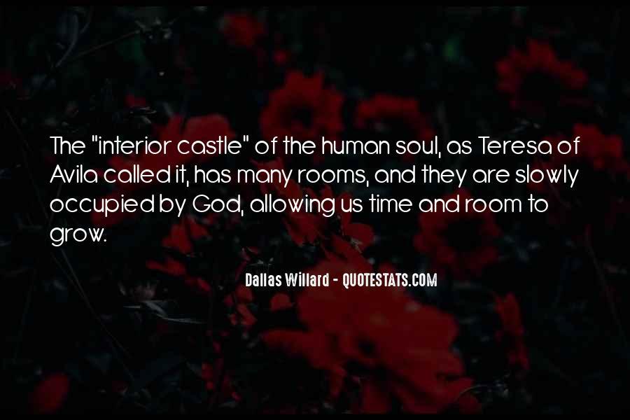 St Teresa's Interior Castle Quotes #1270619