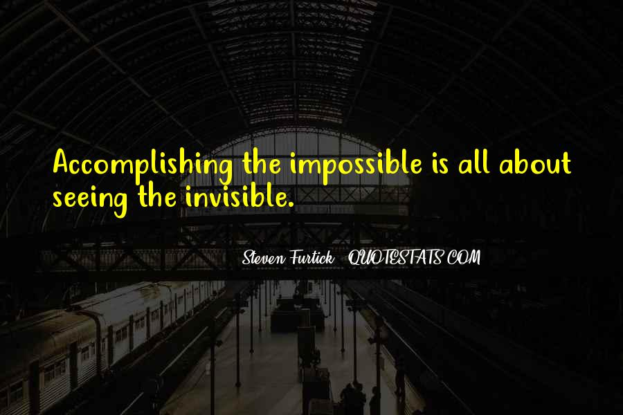 Quotes About Accomplishing Things On Your Own #106336