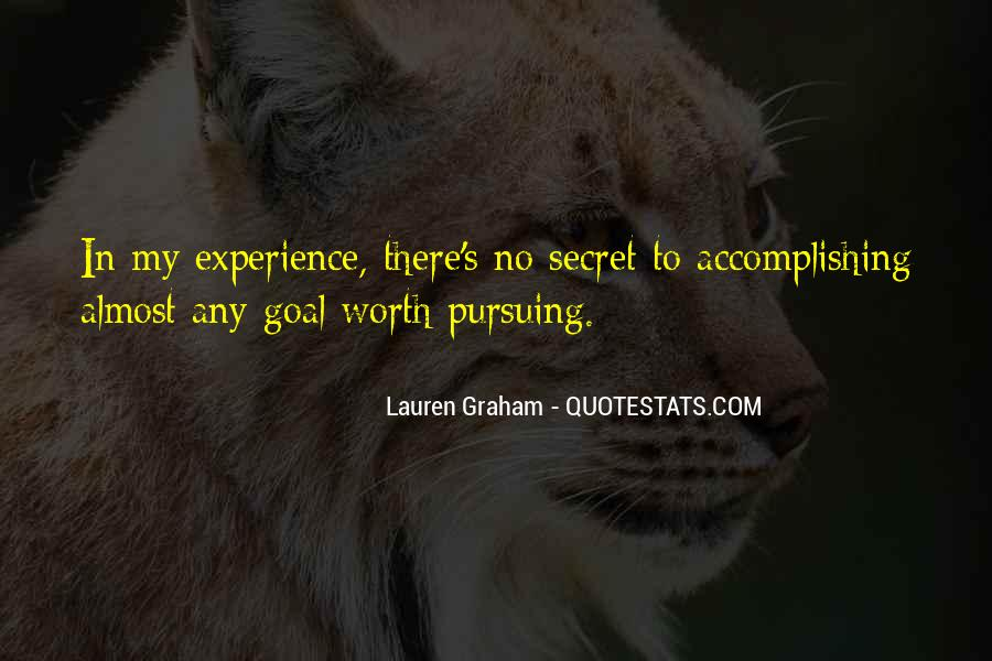 Quotes About Accomplishing Things On Your Own #214654