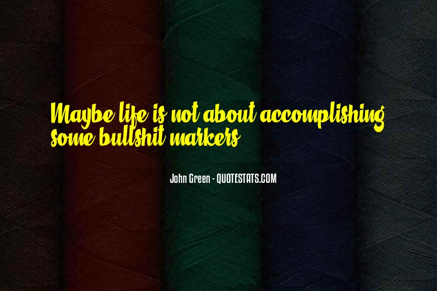 Quotes About Accomplishing Things On Your Own #58520