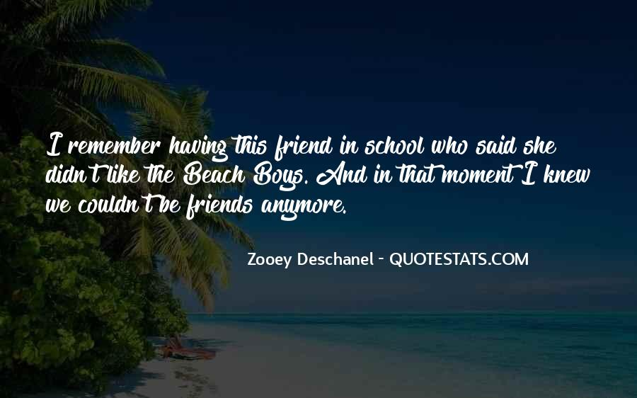 Quotes About Beach With Friends #1401706