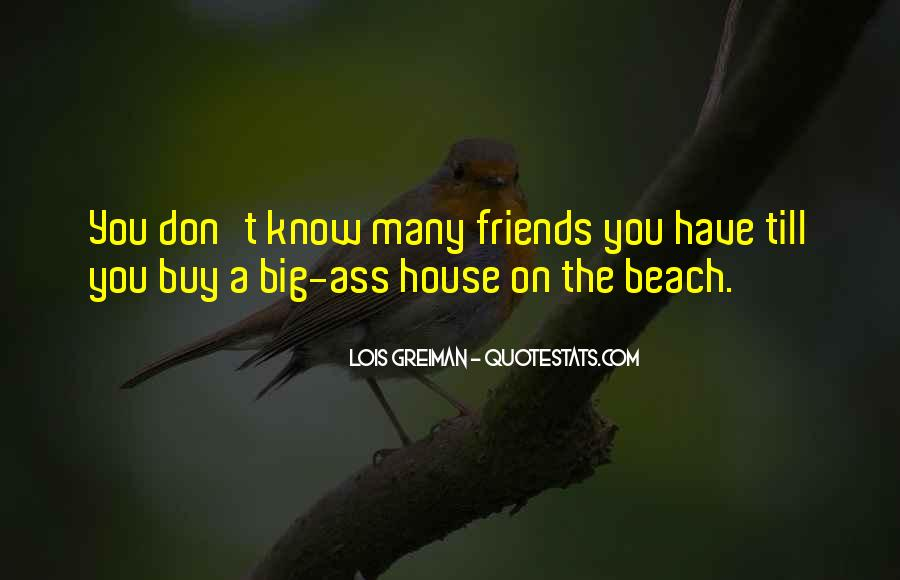 Quotes About Beach With Friends #1579715