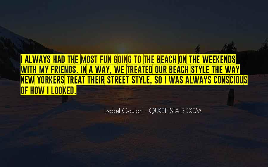 Quotes About Beach With Friends #1610323