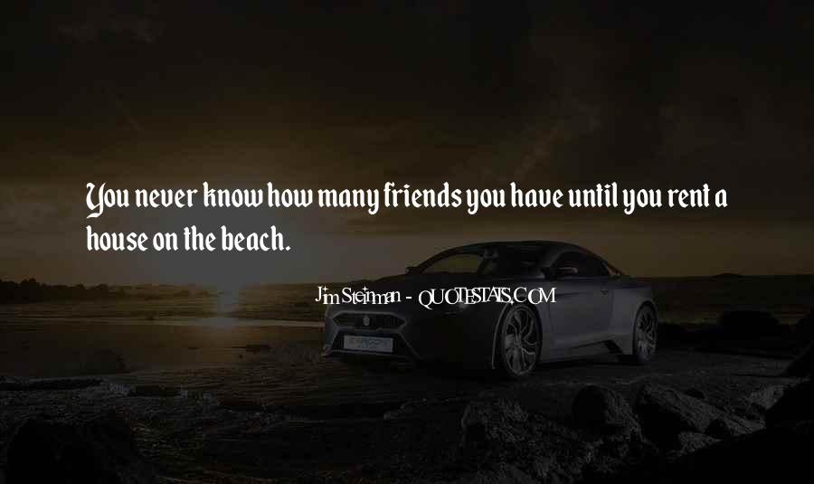 Quotes About Beach With Friends #1861330