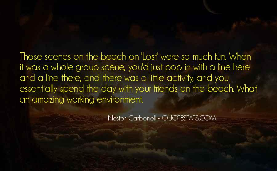 Quotes About Beach With Friends #850689