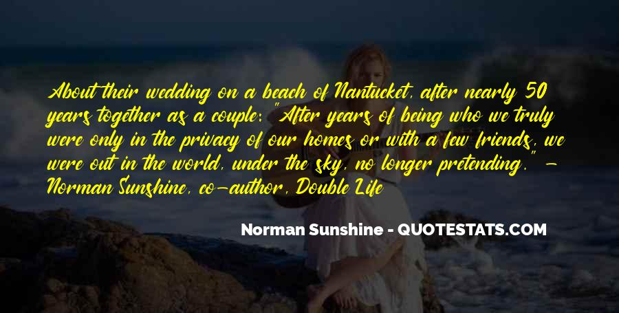 Quotes About Beach With Friends #87907