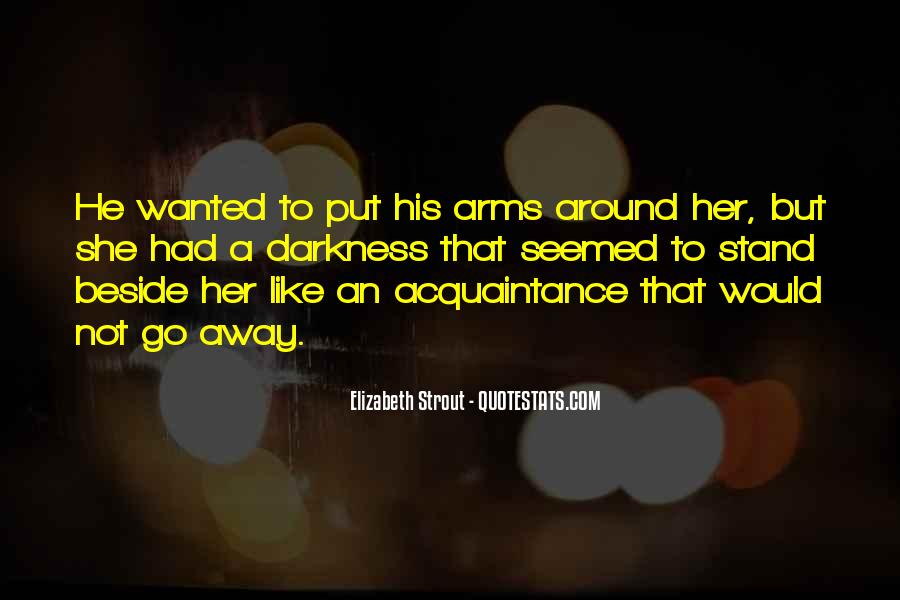Stand Beside Me Quotes #118158