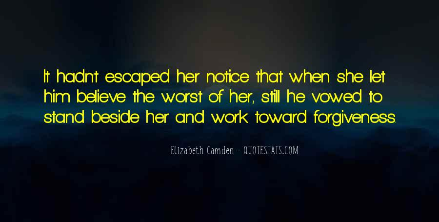 Stand Beside Me Quotes #344464