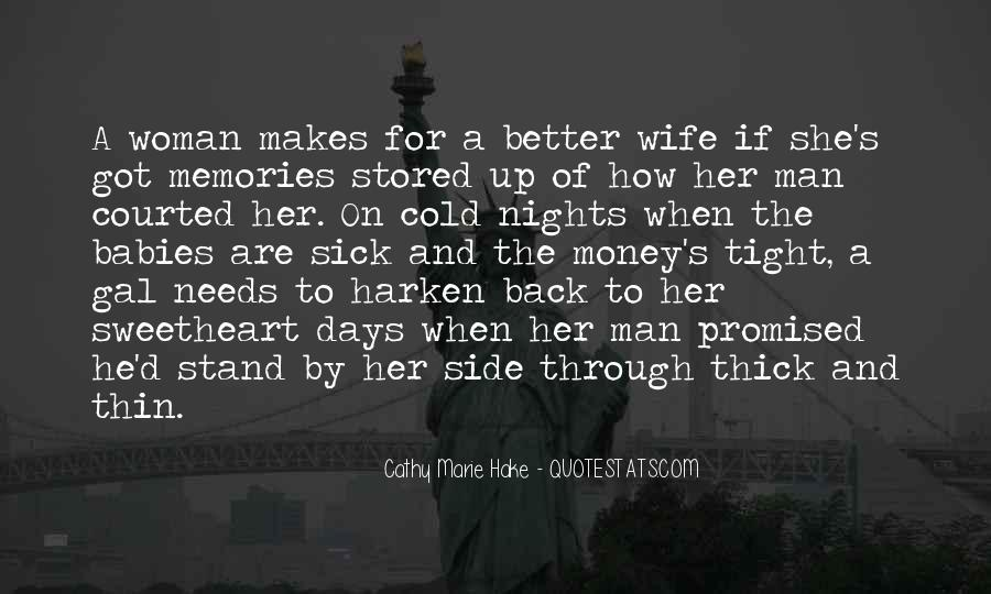 Stand By My Side Love Quotes #1266283