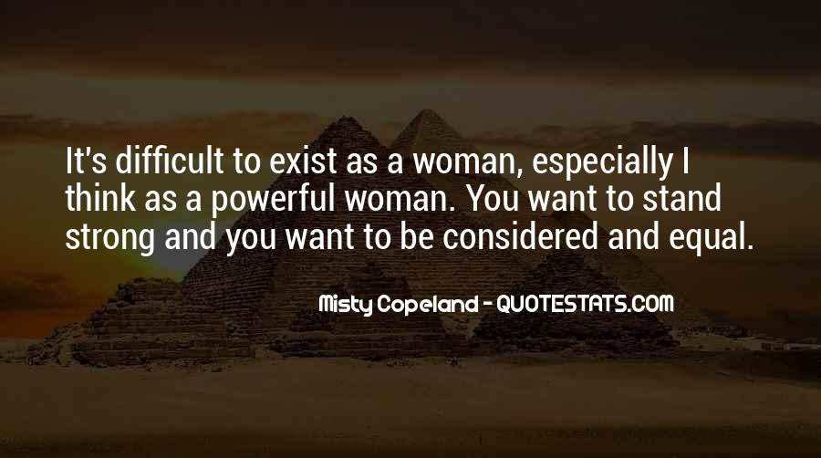 Stand By Your Woman Quotes #100369