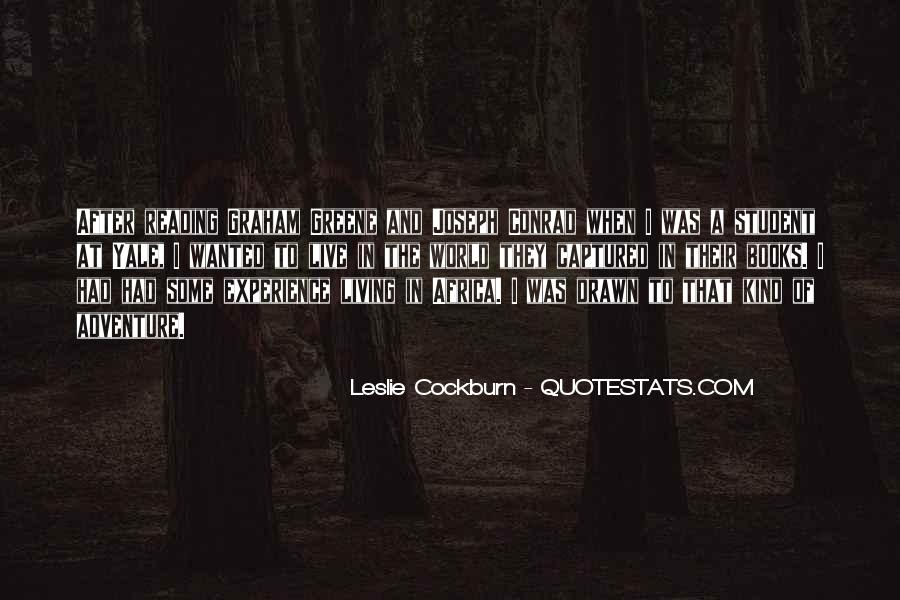 Quotes About Student Experience #136427