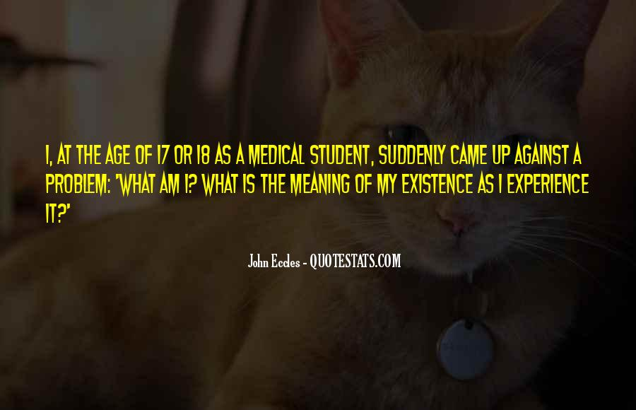 Quotes About Student Experience #1552584