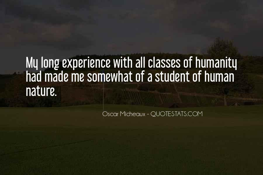 Quotes About Student Experience #1560435