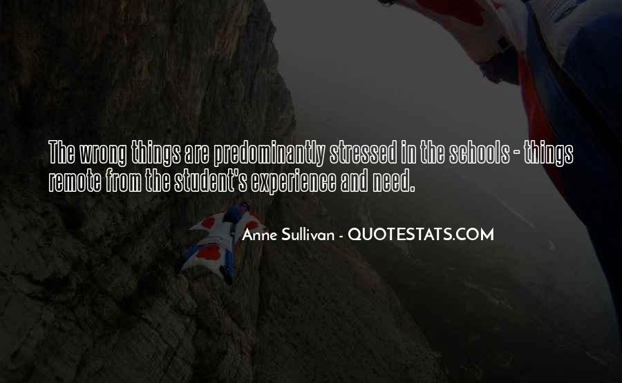 Quotes About Student Experience #1696057