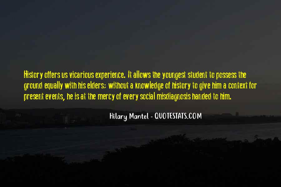 Quotes About Student Experience #207964