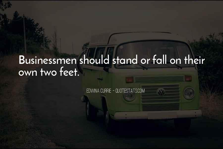 Stand On Two Feet Quotes #1018884