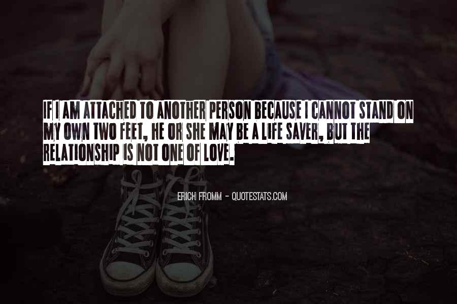Stand On Two Feet Quotes #846508