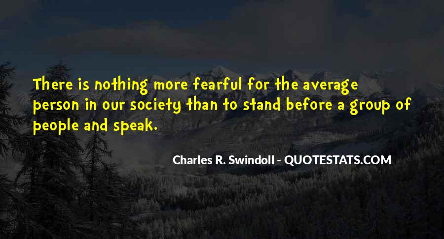 Stand Up Speak Out Quotes #760478