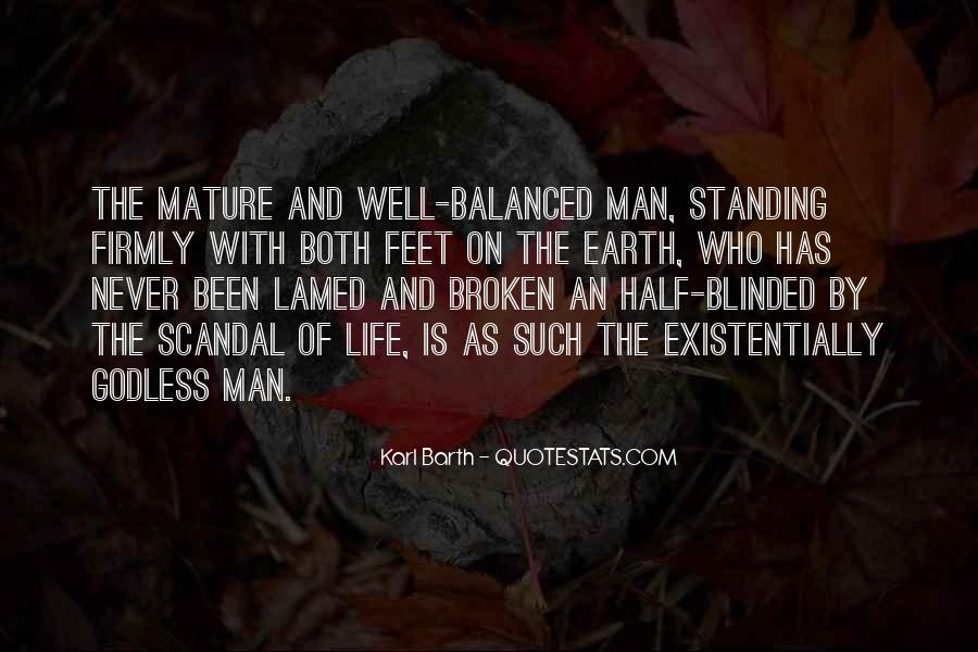 Standing By My Man Quotes #129424