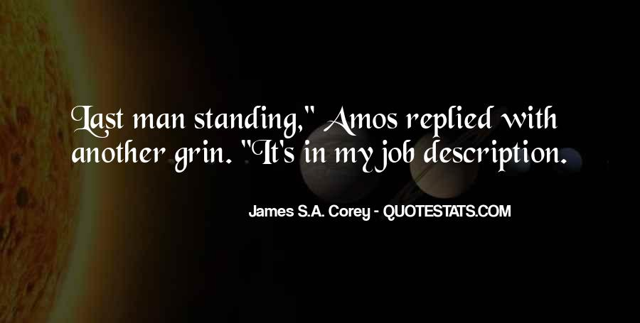 Standing By My Man Quotes #144232