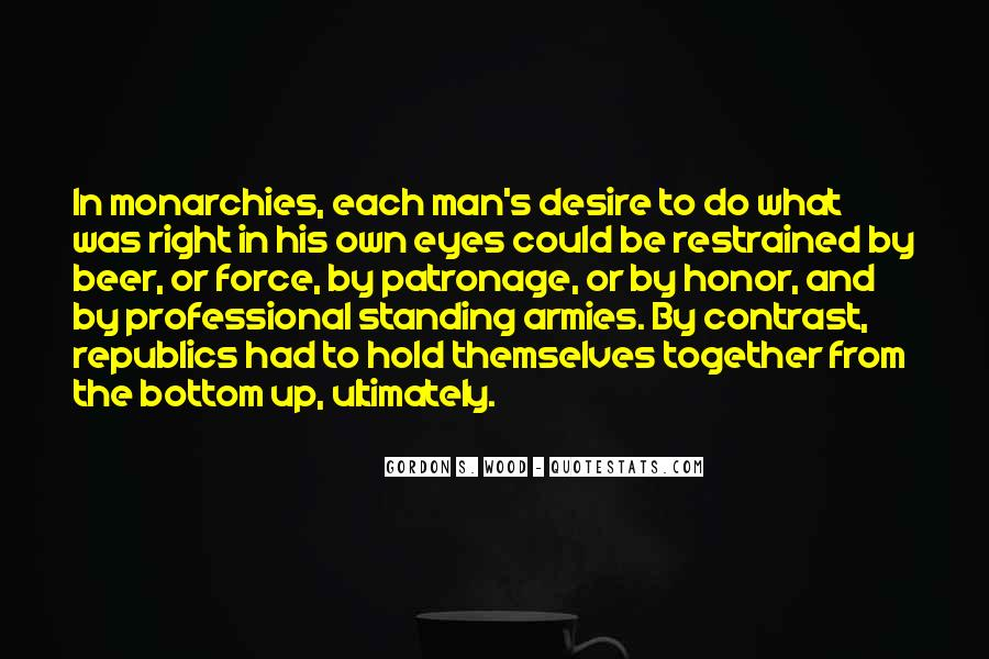 Standing By My Man Quotes #178973