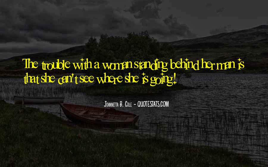 Standing By My Man Quotes #27109