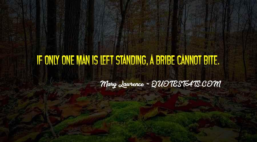 Standing By My Man Quotes #329971