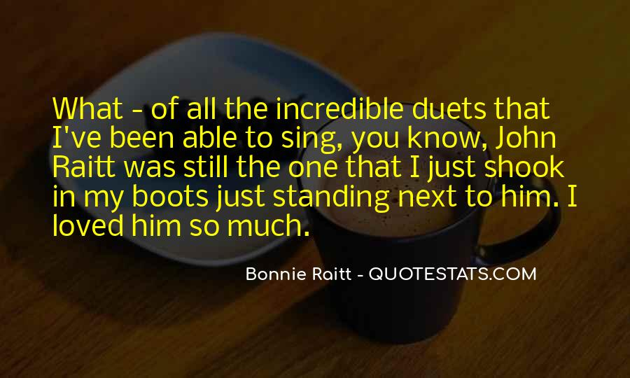 Standing Next To You Quotes #1803446