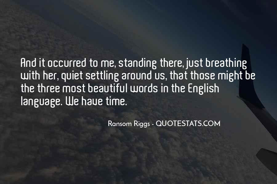 Standing On My Own Quotes #14538