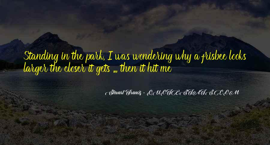 Standing On My Own Quotes #15191
