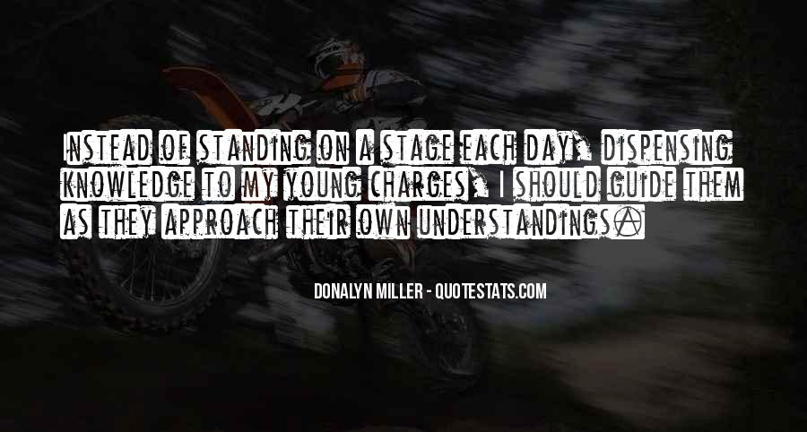 Standing On My Own Quotes #215554