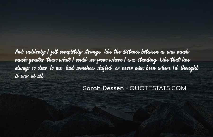 Standing On My Own Quotes #3244