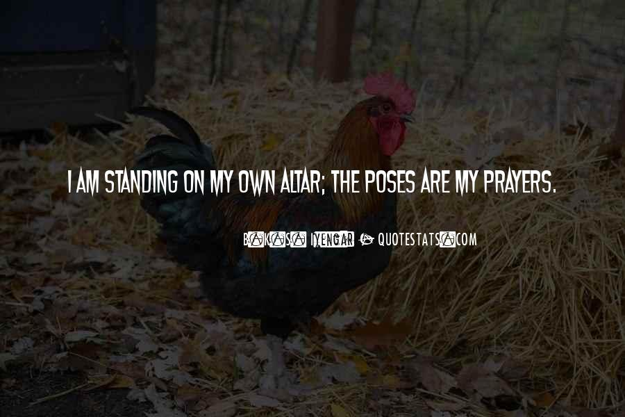 Standing On My Own Quotes #634260