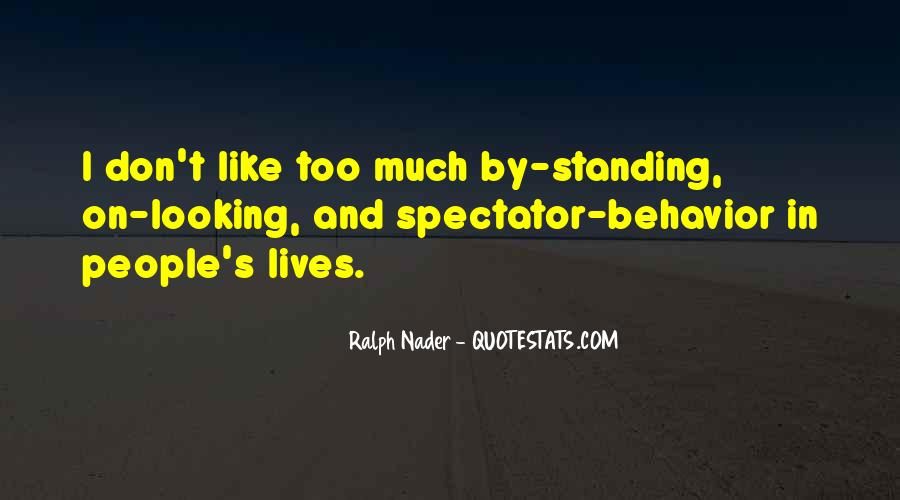 Standing On My Own Quotes #765