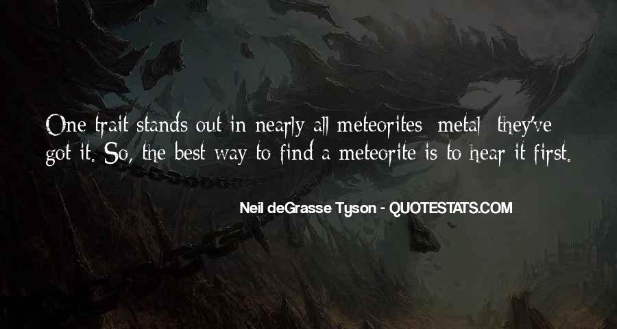 Stands Out Quotes #1474