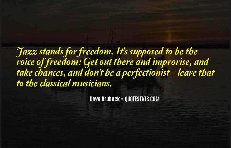 Stands Out Quotes #148151