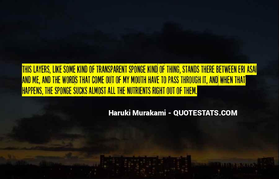 Stands Out Quotes #44433