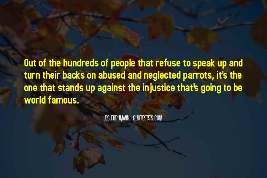 Stands Out Quotes #723109