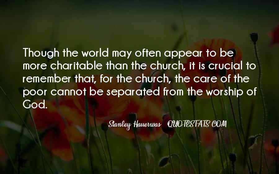 Stanley M Hauerwas Quotes #117262