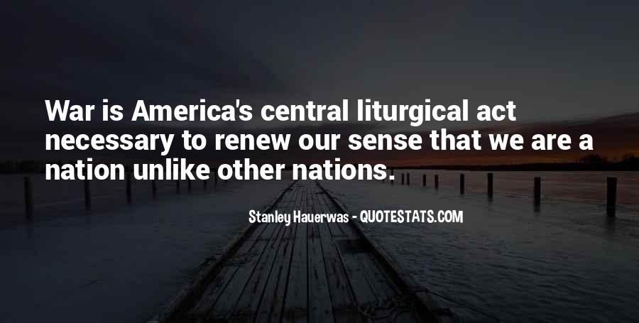 Stanley M Hauerwas Quotes #123782