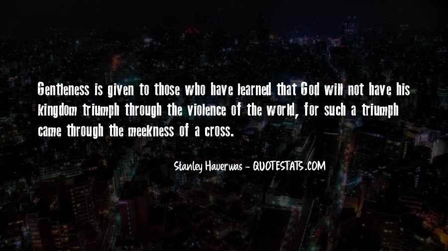 Stanley M Hauerwas Quotes #14332