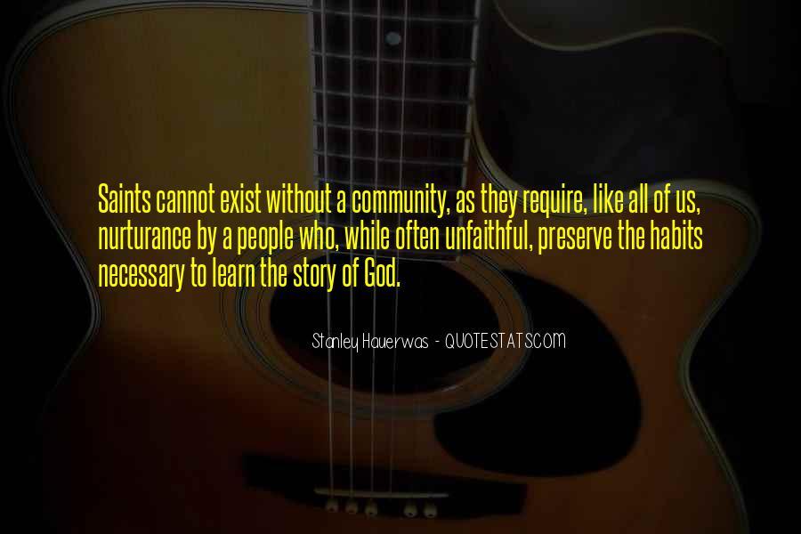 Stanley M Hauerwas Quotes #164639