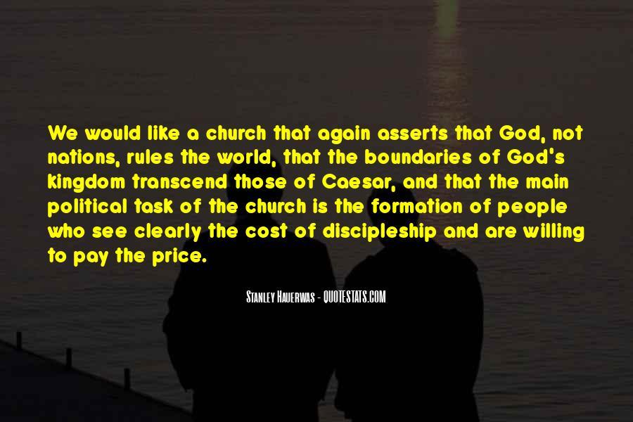 Stanley M Hauerwas Quotes #233127