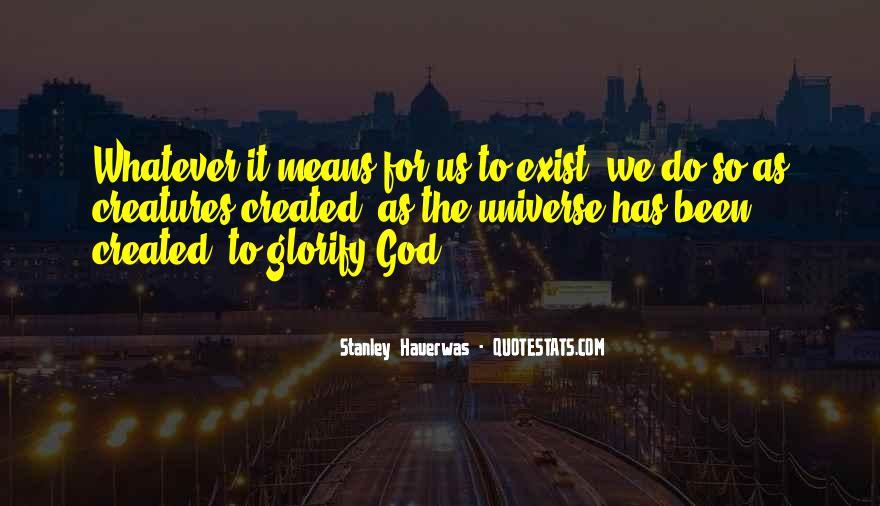 Stanley M Hauerwas Quotes #249411